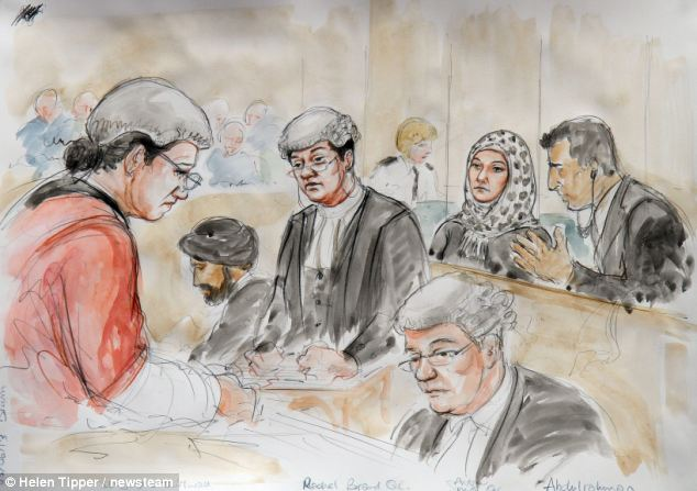 Birmingham Crown Court heard that when the baby hit a metal plate at the bottom of the chute it was travelling at around 32mph