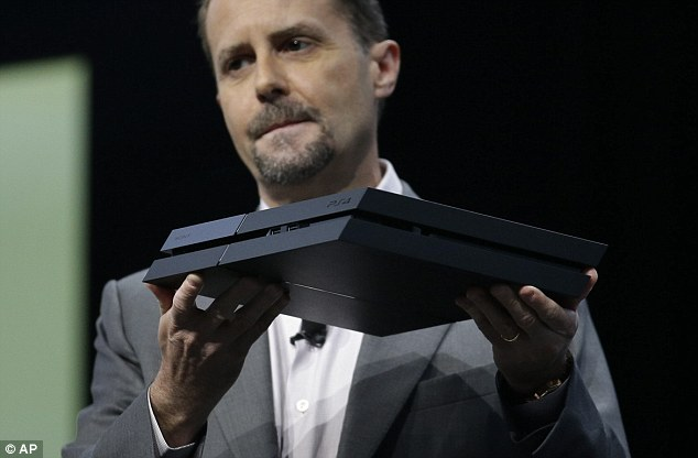 One for the Christmas list: The new PlayStation 4 will cost USD $399 and it will be available in time for the 2013 holiday season