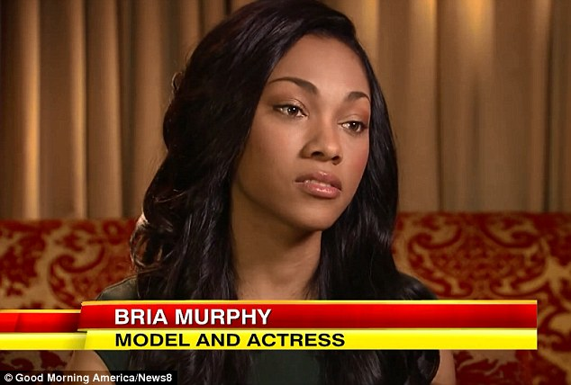 Secrets of the catwalk: Bria Murphy, who has modeled for Maxim, the hair care product line Dark and Lovely, and most recently for rapper Wale¿s new music video, Bad, has opened up about the pressure of the industry