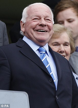 Wigan Athletic chairman Dave Whelan wrote a reference in support of Hall's charity work
