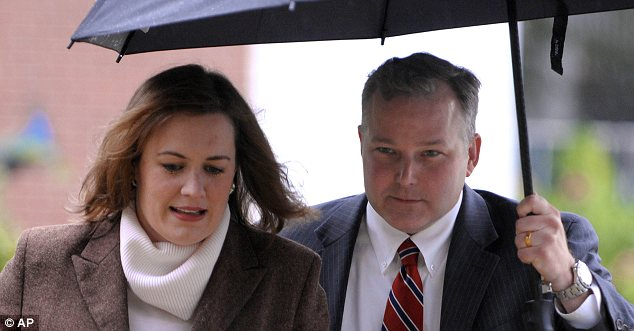 Arkansas Republican Rep. Tim Griffin, shown with his wife, Elizabeth, wants to tackle corporate welfare by ending the cell phone subsidies and returning the Lifeline program to a land-line-only benefit