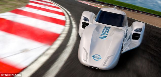 Nissan's cars currently don't have the energy storage capacity to race a solely electric Le Mans prototype but the ZEOD RC designer Ben Bowlby wants to change this during the trials.