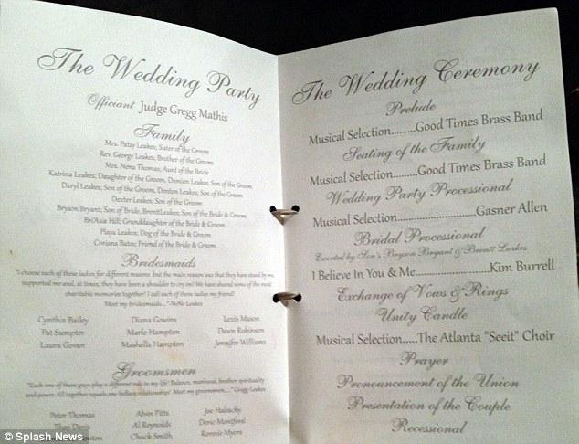 Greg Nene Wedding S And