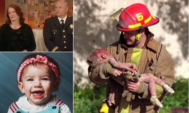 Image result for timothy mcveigh fireman