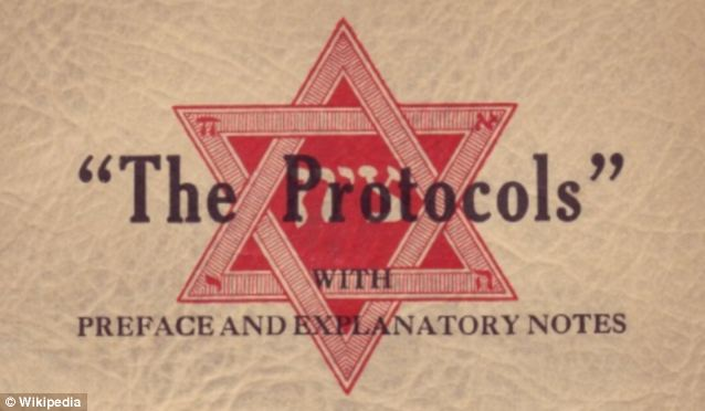 The Protocols of the Elders of Zion was a Russian forgery based on a French play from the Nineteenth Century. Andropov popularized the idea that the 'Elders of Zion' were the U.S. Congress