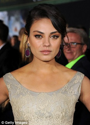 Thanks to the success of Black Swan, actress Mila Kunis - also known as the voice of Meg in Family Guy - debuted on the list this year as number 89