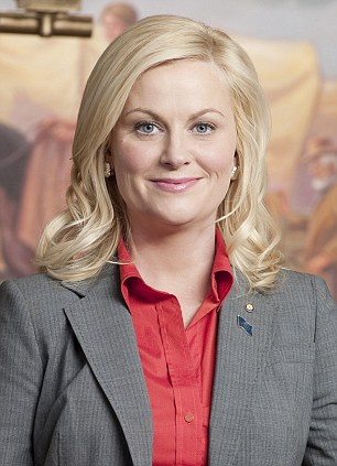 Amy Poehler, comedian and star of Parks & Recreation, made $7m this year and makes her list debut in position 92