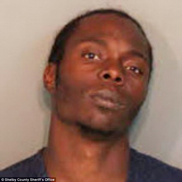 Marcus Curry was arrested by Tennessee authorities for allegedly killing a puppy by placing it in a running dishwasher