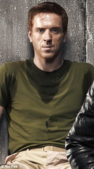 Similar story: Pvt Berghdal has been compared to Homeland's Nicholas Brody, played by Damian Lewis, who converted to Islam in captivity