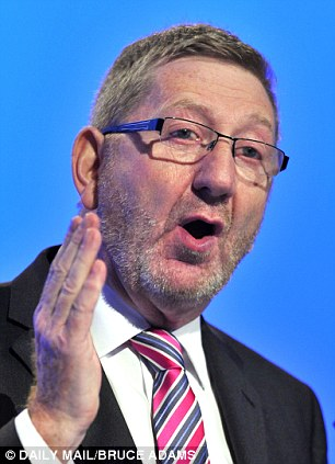 David Cameron made explosive claims that votes were being 'bought' by Unite boss Len McCluskey, whose union backed Mr Miliband for the party leadership, giving him the edge over brother David