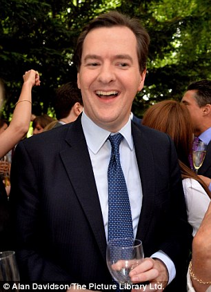 Chancellor George Osborne among nine ministers claiming housing and travel expenses for his children