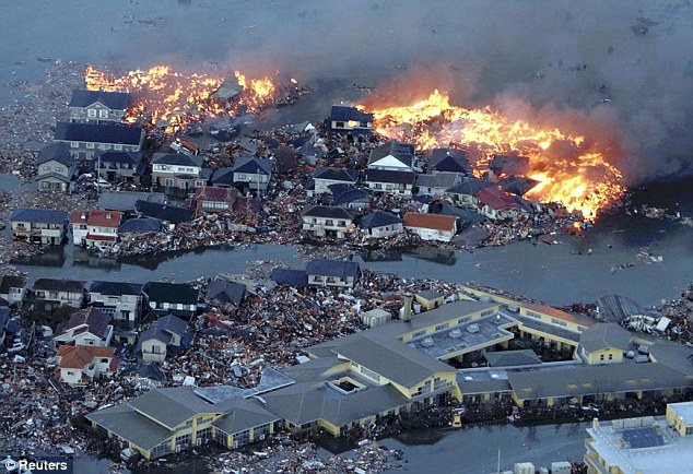 Aftershock: The devastating 2011 Tsunami in coastal Japan nearly wiped out the worldwide supply of the microcontroller piece used in Chrysler cars and they were forced to buy possibly faulty pieces