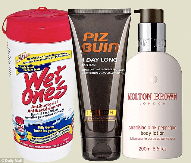 Concerns: The MI preservative is found in these skincare products
