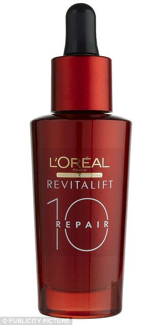 Rash: A preservative commonly used in beauty products, such as a product in L'Oreal's Revitalift range, may be behind a spike in skin allergies