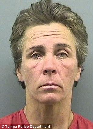 How does she do it? Homeless woman Suzanne Jensen, 50, has a military base problem. She's managed to enter Tampa's MacDill Airforce base four times since October and has at least one other previous arrest for trespassing on a base
