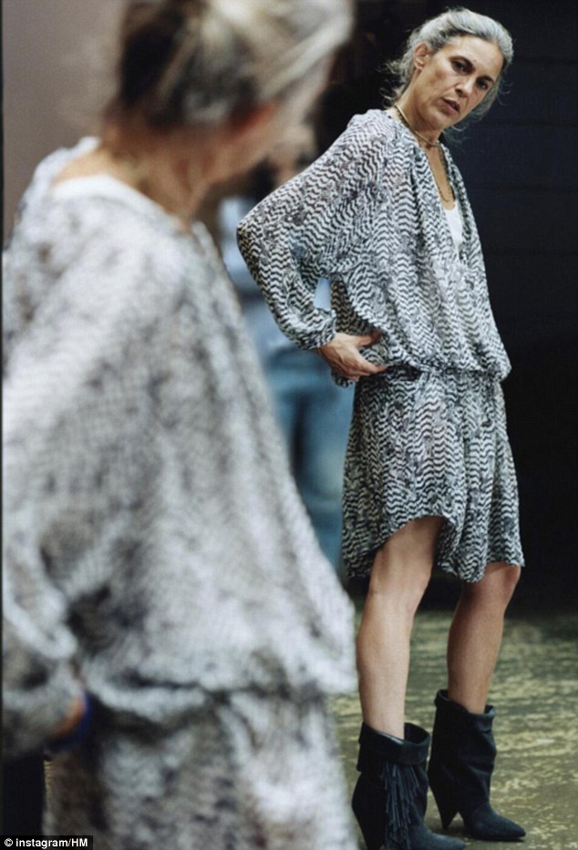 First look: Isabel Marant's H&M collection won't hit shop floors until November 14, but the retail giant has released a sneak peek of the highly anticipated collaboration