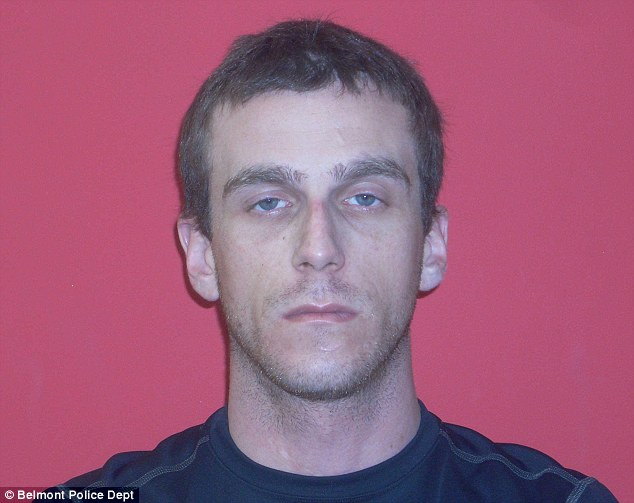 Shawn Carter, 31, of Belmont, has been charged with hacking to death his mother and older brother