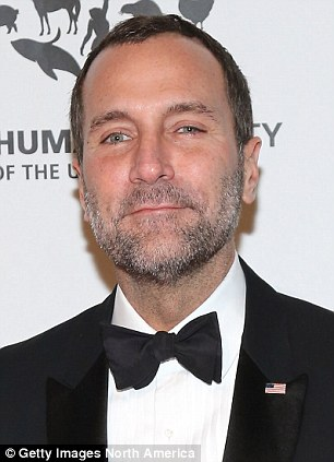HBO executive James Costos who raised a generous $1.1 million is off to sunny Spain
