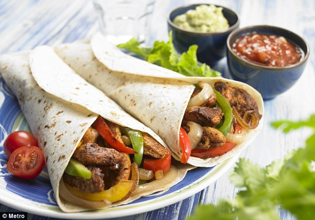 Think you know your foods? Few people surveyed correctly identified the origin of fajitas which first originated in the U.S. - not Mexico