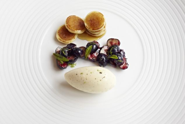 Divine: A typical dish at Per Se in Paris, one of the greatest restaurants in the world