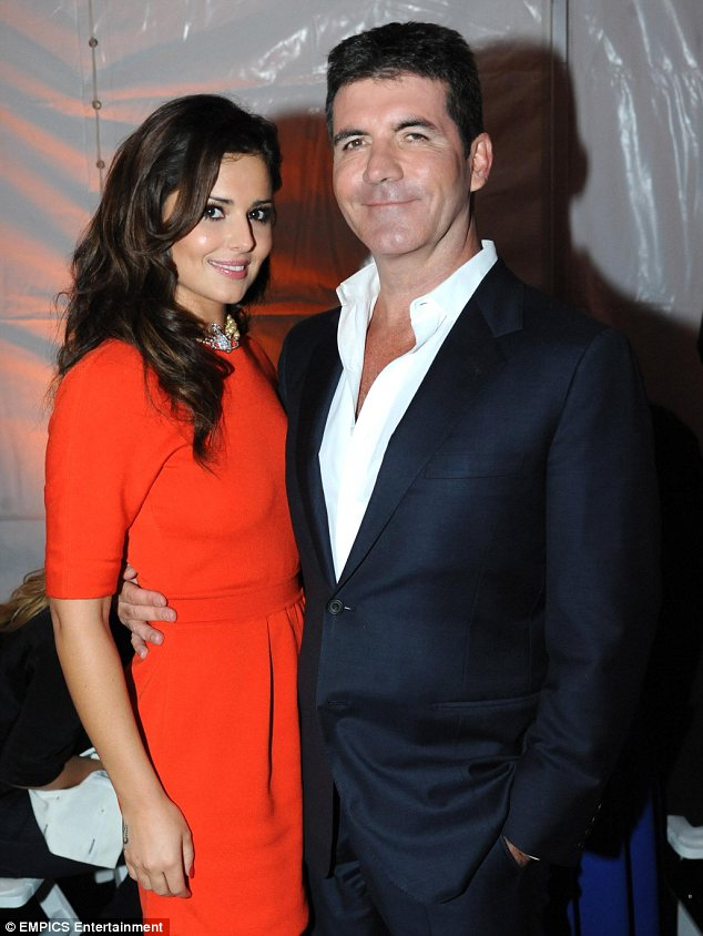 I'll see you in court: Cheryl Cole is set to face Simon Cowell in the courtroom as she steps up her legal challenge over being sacked from the X Factor USA