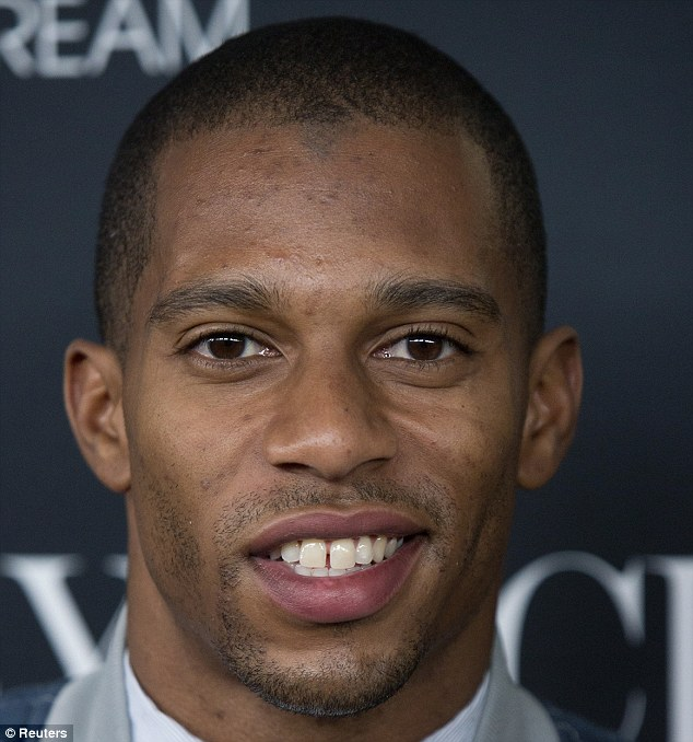 Deleted: Victor Cruz removed his ill-advised tweets which predicted that George Zimmerman would be dead within a year