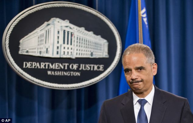Civil wrongs? Attorney General Eric Holder could soon be in a position to charge George Zimmerman with a federal crime, even though he was cleared by a jury in state court