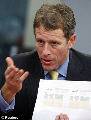 Whitney Tilson, the outspoken founder of Kase Capital, posted a blog online regarding sex advice to his young daughters