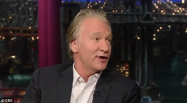 Maher hosts 'Real Time With Bill Maher' on HBO, and has used his national platform to disarm conservatives with humor that often divides Americans along party lines