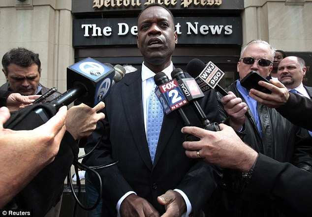 Extreme: Detroit's emergency financial manager Kevyn Orr explains his decision to make the city file for bankruptcy