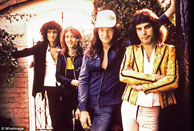 Image result for queen band
