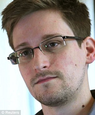 Decision: Anonymous said their decision to release the details had been in part due to Edward Snowden's recent revelations