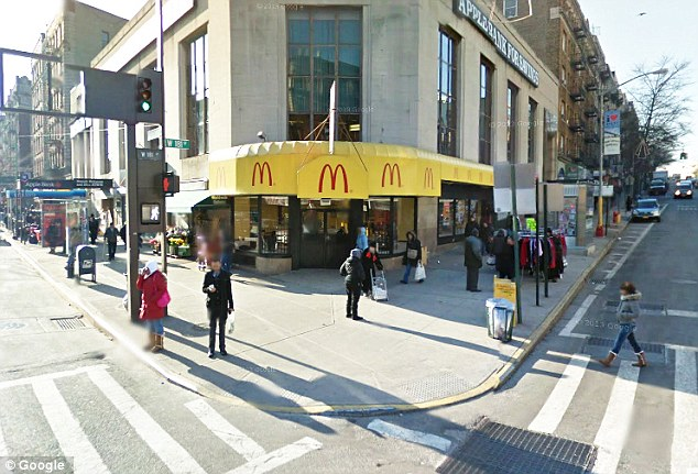 Hot! Workers at a McDonald's in New York City walked out after the air conditioner broke in the middle of a heatwave