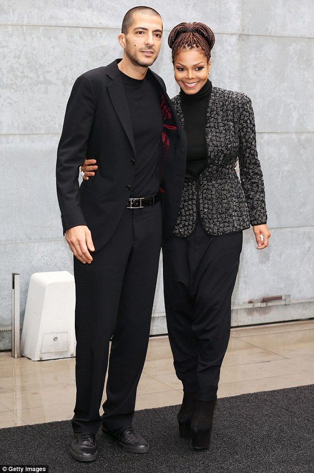 Dalelv claims she was fired from her position with Al Mana Interiors - which is owned by Janet Jackson's husband, Wissam Al Mana - during the ordeal