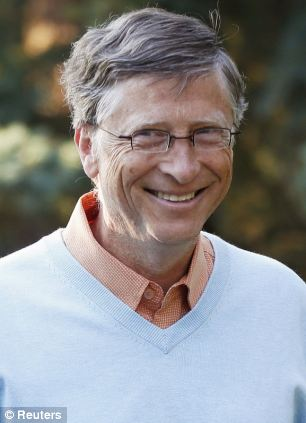 Bill Gates cited Feeney as an inspiration for his own philanthropy
