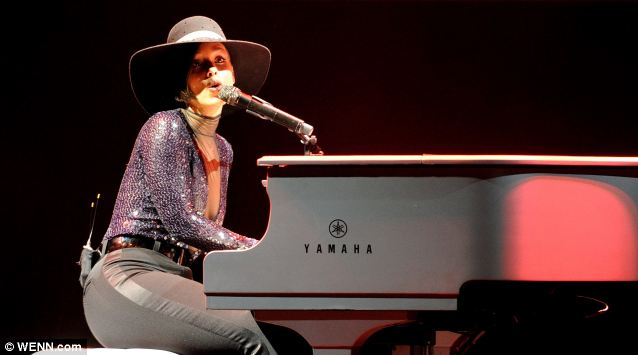 Has Alicia Keys' 'Set The World On Fire' tour adequately prepped her for the slash-and-burn politics of Obamacare mudslinging? Time will tell