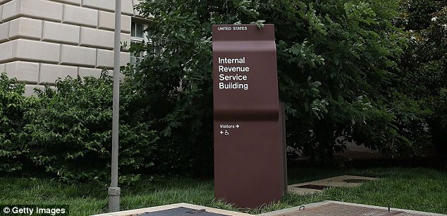 The Internal Revenue Service's headquarters hosts office space for several top managers who live in other cities, costing taxpayers hundreds of thousands of dollars annually