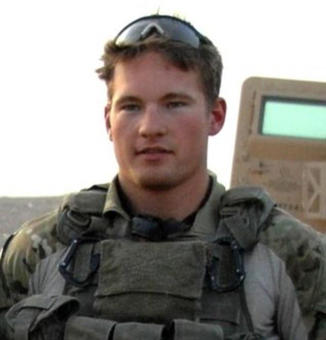 Hero: Corporal Benjamin Kopp was killed in combat in Afghanistan in 2009