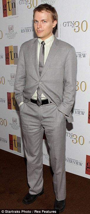 Ronan Farrow at the 30th Anniversary of the Greater Talent Network in New York