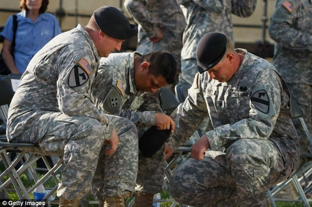 Suffering in silence: Post-traumatic stress disorder and other psychiatric conditions contribute to a military suicide rate that far outstrips the rest of the U.S. population