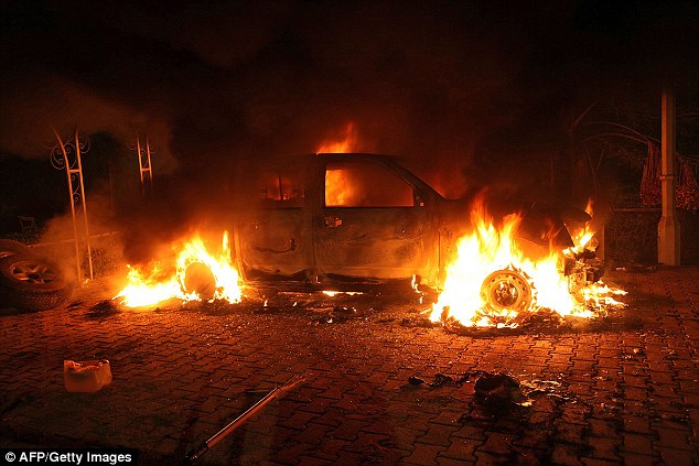 What Happened? Nobody seems to know exactly what happened during the Benghazi attack - and the CIA seems to want to keep it that way