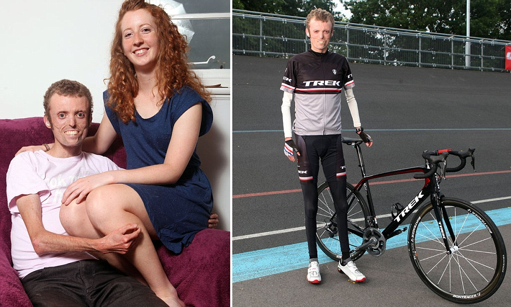 Paracyclist Tom Stanifords Girlfriend Speaks Out About