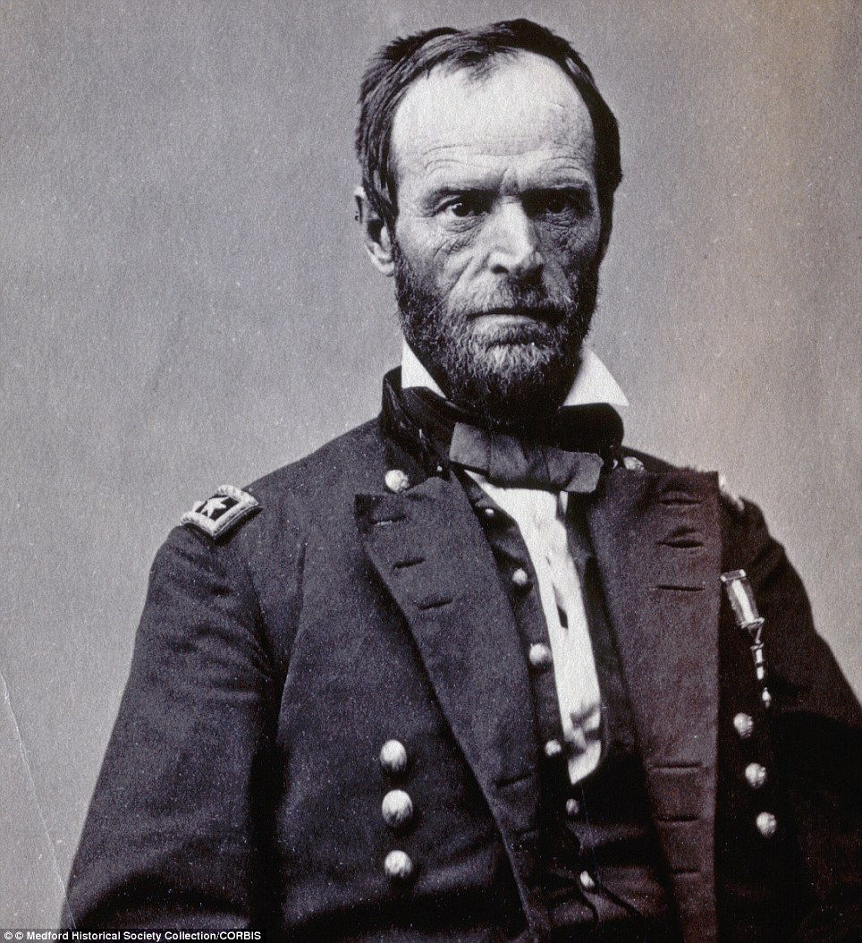 a biography of william tecumseh sherman a general of the civil war William tecumseh sherman (1820-1891) was a union army general during the civil war, who was both praised for his superb grasp of strategic matters and criticized for.