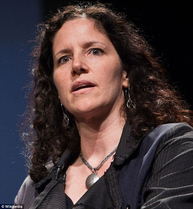 Middle man: Laura Poitras helped Snowden leak what he knew. She also acted as intermediary between the New York Times and Snowden, who claimed nearly all emails from the media wind up in the hands of government agencies