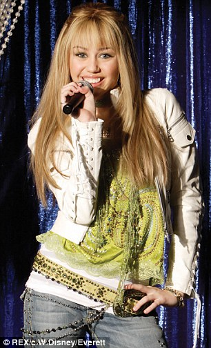 Departure: Miley first began playing Hannah Montana at the age of 12 in the Disney TV show