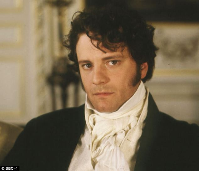 Image result for colin firth as mr. darcy
