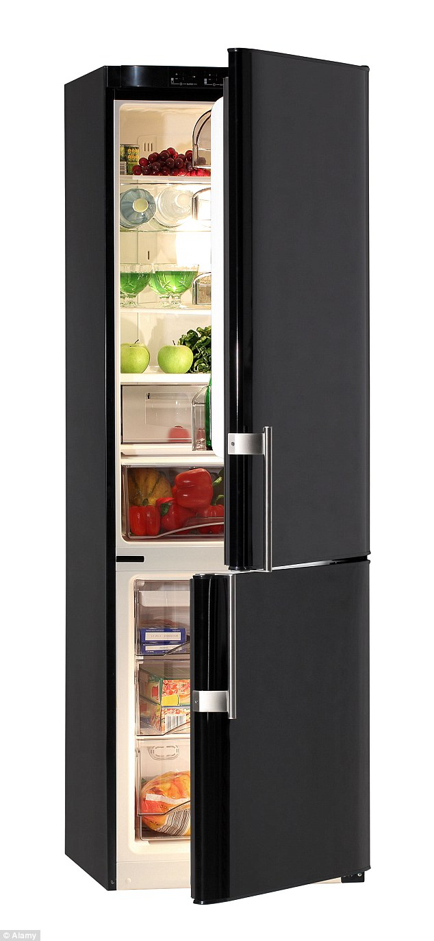 More efficient than an iPhone: This refrigerator uses less energy than an iPhone