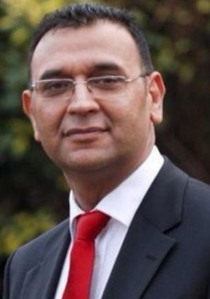 Resigned: Jahangir Akhtar, deputy leader of Rotherham council, denies that he knew anything about his relative's sexual relationship with a 14-year-old but has stepped down today