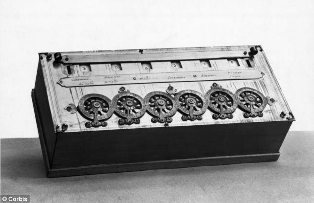 Blaise Pascal Calculator