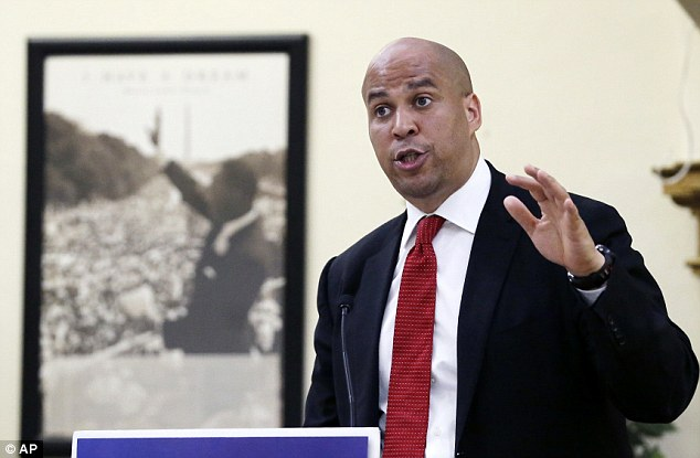 Newark Mayor Cory Booker has been peppering his speeches for many years with stories about a fictional drug dealer named 'T-Bone' to boost his public appeal